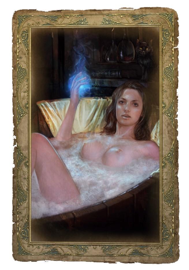Ведьмак. Дополненное издание - Все секс-карточки (+ бонус!) Update 1 - до